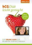 Cover-Bild zu hCG Diät leicht gemacht von Hild, Anne