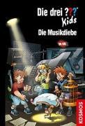 Cover-Bild zu Pfeiffer, Boris: Die drei ??? Kids, 77, Die Musikdiebe