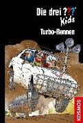 Cover-Bild zu Pfeiffer, Boris: Die drei ??? Kids, 81, Turbo-Rennen
