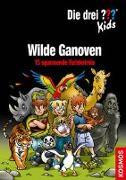 Cover-Bild zu Blanck, Ulf: Die drei ??? Kids, Wilde Ganoven