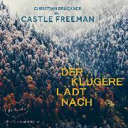 Cover-Bild zu Freeman, Castle: Der Klügere lädt nach (Ungekürzte Lesung) (Audio Download)