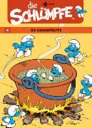 Cover-Bild zu Die Schlümpfe 10. Die Schlumpfsuppe von Delporte, Peyo