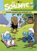 Cover-Bild zu Die Schlümpfe 21. Niemand schlumpft den Fortschritt auf (eBook) von Peyo