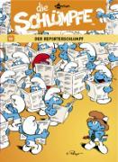 Cover-Bild zu Die Schlümpfe 22. Der Reporterschlumpf (eBook) von Peyo