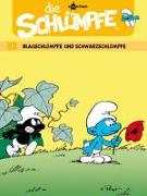 Cover-Bild zu Blauschlümpfe und Schwarzschlümpfe von Peyo