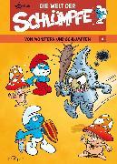 Cover-Bild zu Die Welt der Schlümpfe Bd. 4 - Von Monstern und Schlümpfen (eBook) von Peyo