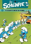 Cover-Bild zu Die Schlümpfe 35: Die Schlümpfe und die lila Bohnen (eBook) von Culliford, Thierry