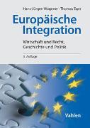 Cover-Bild zu Wagener, Hans-Jürgen: Europäische Integration