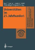 Cover-Bild zu Joerden, Jan C. (Hrsg.): Universitäten im 21. Jahrhundert
