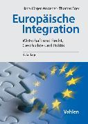Cover-Bild zu Eger, Thomas: Europäische Integration (eBook)