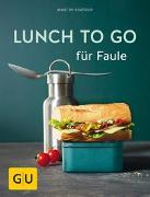 Cover-Bild zu Lunch to go für Faule von Kintrup, Martin