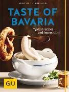 Cover-Bild zu Taste of Bavaria von Schuster, Monika