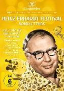 Cover-Bild zu Heinz Erhardt (Schausp.): Heinz Erhardt Festival - Komplettbox