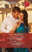Cover-Bild zu Lindsay, Yvonne: Una aventura prohibida - Paraíso de placer - Bella y valiente (eBook)