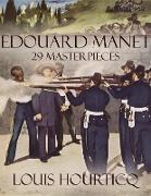 Cover-Bild zu Edouard Manet (eBook) von Hourticq, Louis