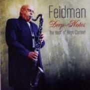 Cover-Bild zu Feidman, Giora (Komponist): Deep Notes-Best Of Bass Clarinet