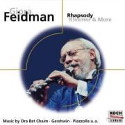 Cover-Bild zu Feidman, Giora (Komponist): Giora Feidman-Rhapsody-Klezmer & More