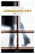 Cover-Bild zu Langnauer Gift (eBook) von Beutler, Peter