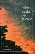 Cover-Bild zu MacKenzie, M. Ross: Who Seeks to Please: a novel of architecture, all at sea
