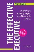Cover-Bild zu The Effective Executive (eBook) von Drucker, Peter F.