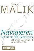 Cover-Bild zu Navigieren in Zeiten des Umbruchs (eBook) von Malik, Fredmund