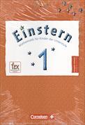Einstern, Mathematik, Schweiz, Band 1, Themenhefte 1-5 und Kartonbeilagen im Schuber von Bauer, Roland