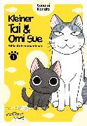 Cover-Bild zu Kanata, Konami: Kleiner Tai & Omi Sue - Süße Katzenabenteuer 1