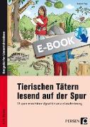 Cover-Bild zu Vogt, Susanne: Tierischen Tätern lesend auf der Spur (eBook)