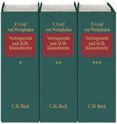 Cover-Bild zu Westphalen, Friedrich Graf von (Hrsg.): Vertragsrecht und AGB-Klauselwerke - Vertragsrecht und AGB-Klauselwerke
