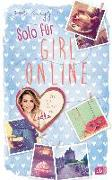 Cover-Bild zu Solo für Girl Online von Sugg alias Zoella, Zoe