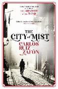Cover-Bild zu The City of Mist (eBook) von Zafon, Carlos Ruiz
