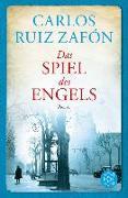 Cover-Bild zu Das Spiel des Engels (eBook) von Ruiz Zafón, Carlos