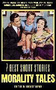Cover-Bild zu 7 best short stories - Morality Tales (eBook) von Twain, Mark