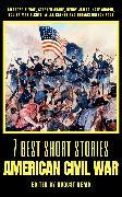 Cover-Bild zu 7 best short stories - American Civil War (eBook) von Crane, Stephen