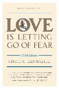 Cover-Bild zu Love Is Letting Go of Fear, Third Edition von Jampolsky, Gerald G.