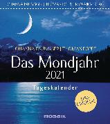 Cover-Bild zu Das Mondjahr 2021 (eBook) von Paungger, Johanna