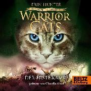 Cover-Bild zu Warrior Cats - Der Ursprung der Clans. Der erste Kampf (Audio Download) von Hunter, Erin