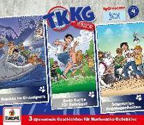 Cover-Bild zu TKKG Junior SpürnasenBox 4 (Folgen 10 - 12) (3 AudioCDs)