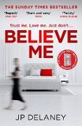 Cover-Bild zu Believe Me (eBook) von Delaney, Jp
