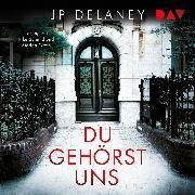 Cover-Bild zu Du gehörst uns (Audio Download) von Delaney, JP