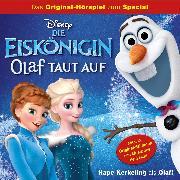 Cover-Bild zu Bingenheimer, Gabriele: Disney / Die Eiskönigin - Olaf taut auf (Audio Download)
