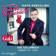 Cover-Bild zu Kerkeling, Hape: Frisch hapeziert (Audio Download)