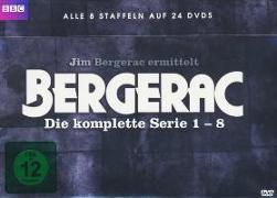 Cover-Bild zu Milne, John: Bergerac - Jim Bergerac ermittelt