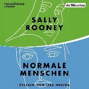Cover-Bild zu Normale Menschen (Audio Download) von Rooney, Sally