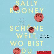 Cover-Bild zu Schöne Welt, wo bist du (Audio Download) von Rooney, Sally