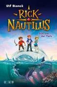 Cover-Bild zu Blanck, Ulf: Rick Nautilus - SOS aus der Tiefe (eBook)