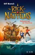 Cover-Bild zu Blanck, Ulf: Rick Nautilus - Gefangen auf der Eiseninsel (eBook)