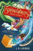 Cover-Bild zu Lapinski, L. D.: The Strangeworlds Travel Agency (eBook)