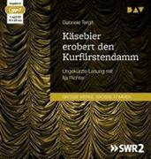 Cover-Bild zu Käsebier erobert den Kurfürstendamm von Tergit, Gabriele