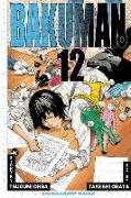 Cover-Bild zu Tsugumi Ohba: BAKUMAN GN VOL 12